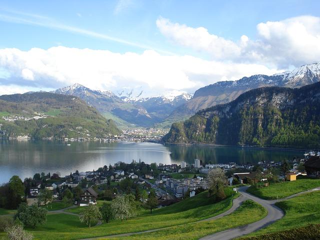 paysages suisse